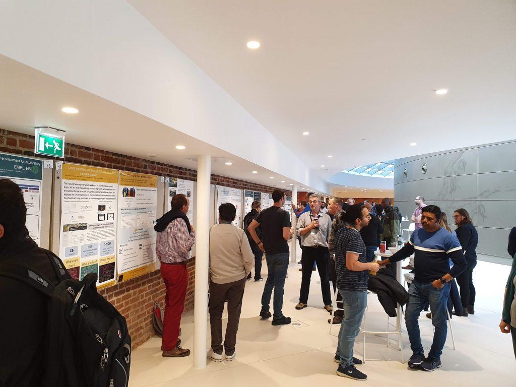 EBI Day poster session
