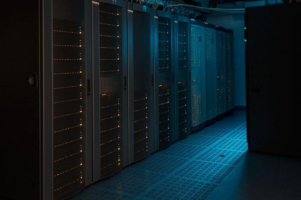 Data Centre at EMBL HD