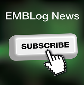 Subscribe to EMBLog News