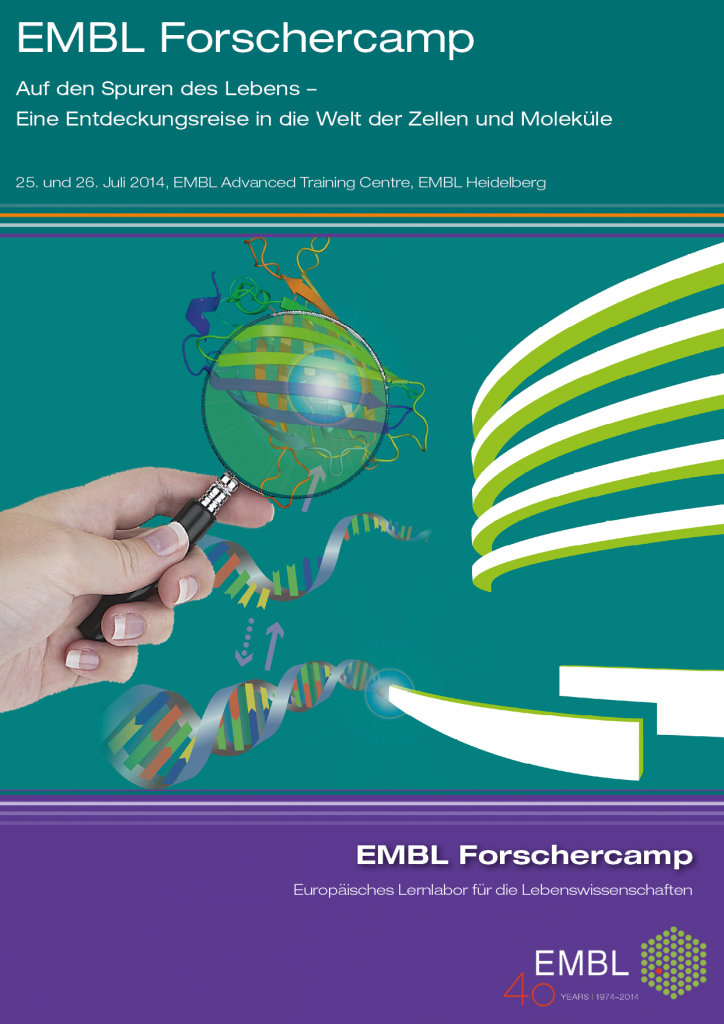 EMBL Forschercamp 2014