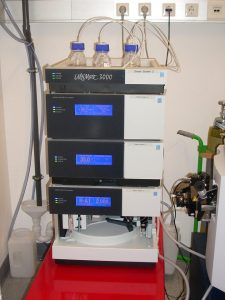 Ultimate 3000 RSLC System (Dionex)
