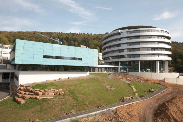 The new EMBL Advanced Training Centre in Heidelberg, Germany. PHOTO: Marietta Schupp/EMBL