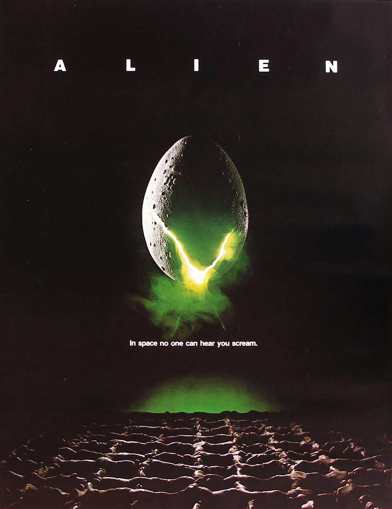 Alien (1979) PHOTO: 20TH CENTURY FOX