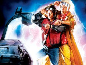 Back to the Future, Part II (1989) PHOTO: UNIVERSAL STUDIOS
