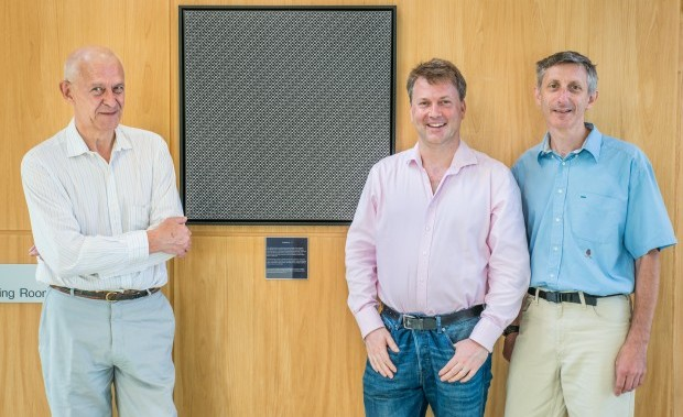 Stephen John Wright, Ewan Birney and Nick Goldman