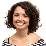 Erica Valentini. PHOTO: EMBL PHOTOLAB/MARIETTA SCHUPP