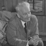 Albert Szent-Györgyi. PHOTO: J.W. MCGUIRE, PUBLIC DOMAIN