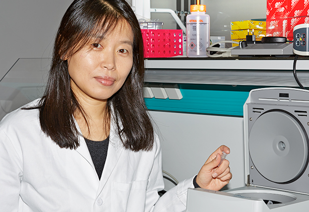 Kyung-Min Noh. PHOTO: EMBL/M.SCHUPP