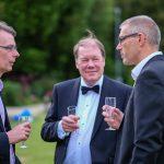 Rolf Apweiler, Soren Brunak and Niklas Blomberg