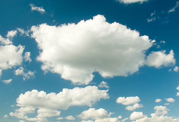 Academic community clouds take cancer research towards a brighter future. PHOTO:  theaucitron (CC BY-SA 2.0)