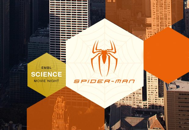 EMBL's first Science Movie Night – showing Spider-Man (2002) –took place in Heidelberg, Germany