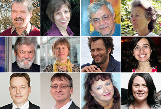 Twelve members make up the EMBL Alumni Association board, taking up office in 2016