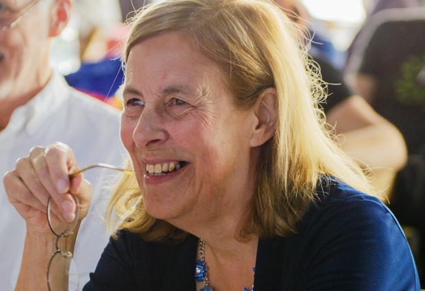 Janet Thornton. Photo: Robert Slowley