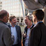 Mike Stratton, Ewan Birney, Chris Bowler and Mark Henderson, 2015