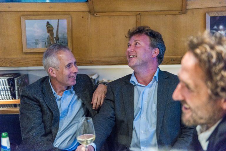 Jim Smith and Ewan Birney