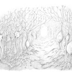 Dendritic Forest by Mette Richner (DANDRITE)