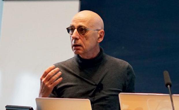 Alain Prochiantz. PHOTO: Jörg Langowski