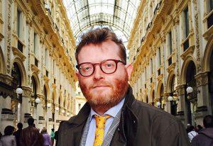 Giuseppe Testa, Professor of Molecular Biology, University of Milan; Head of the Laboratory of Stem Cell Epigenetics, European Institute of Oncology, and EMBL alumnus. PHOTO: Giuseppe Testa