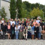 Around 40 alumni gathered in Heidelberg for the Ephrussi group reunion. PHOTO: Caroline Median
