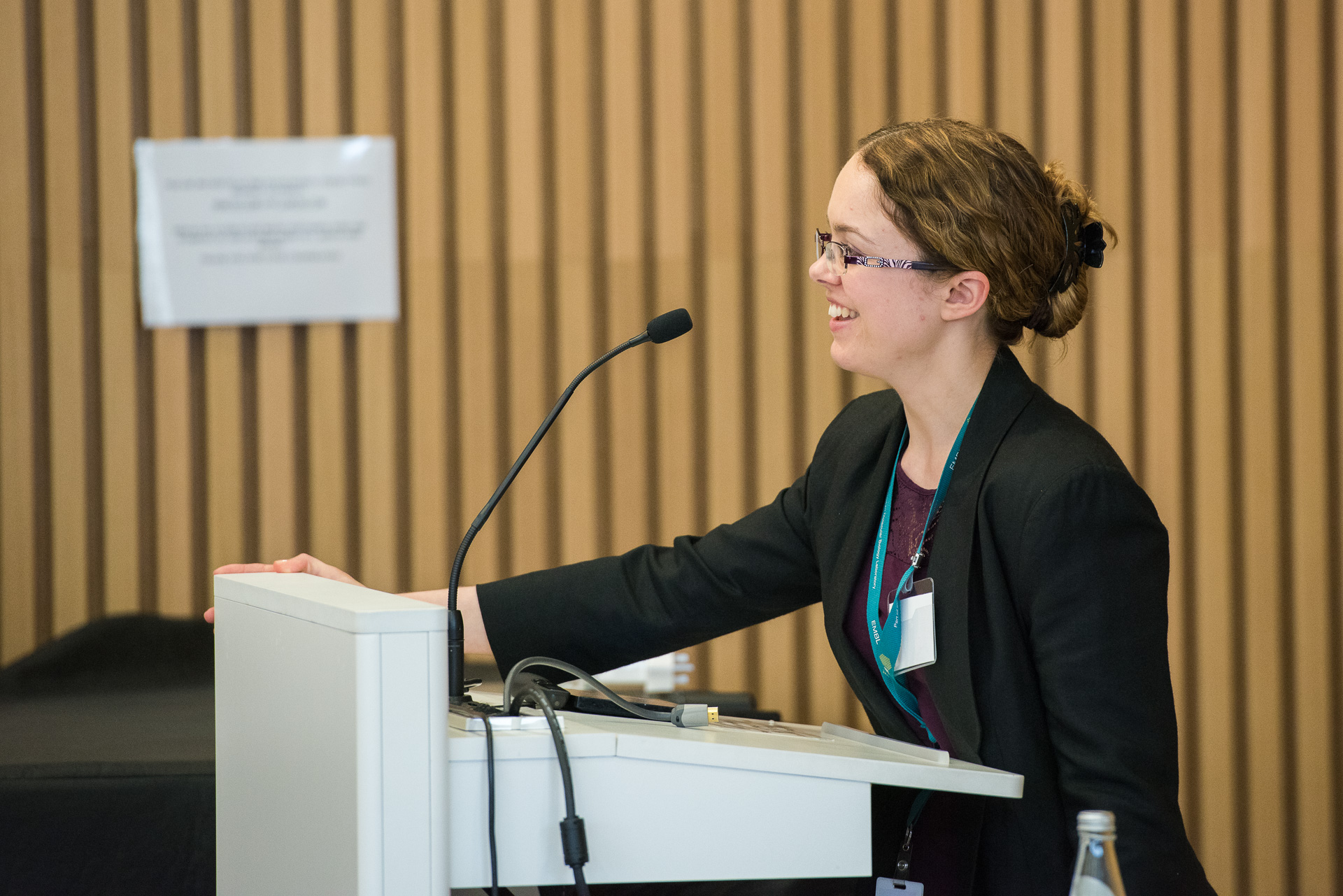 Katrina Pavelin, EMBL-EBI Open Day 2015