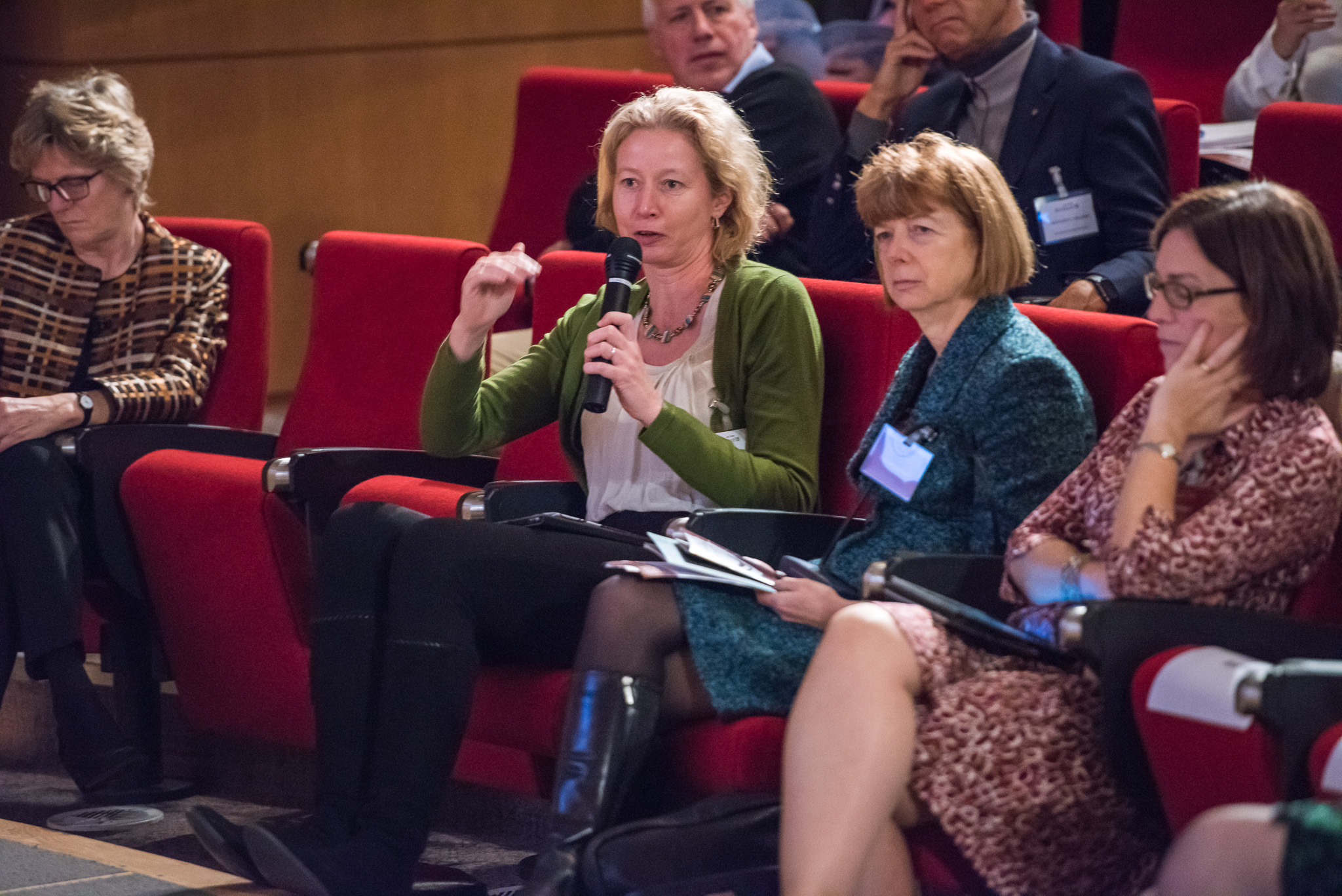 BioBeat15: Sally Davies, Jane Osbourne, Ruth McKernan and Julia Wilson