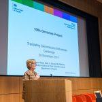 BioBeat15: Sally Davies presents 100,000 Genomes