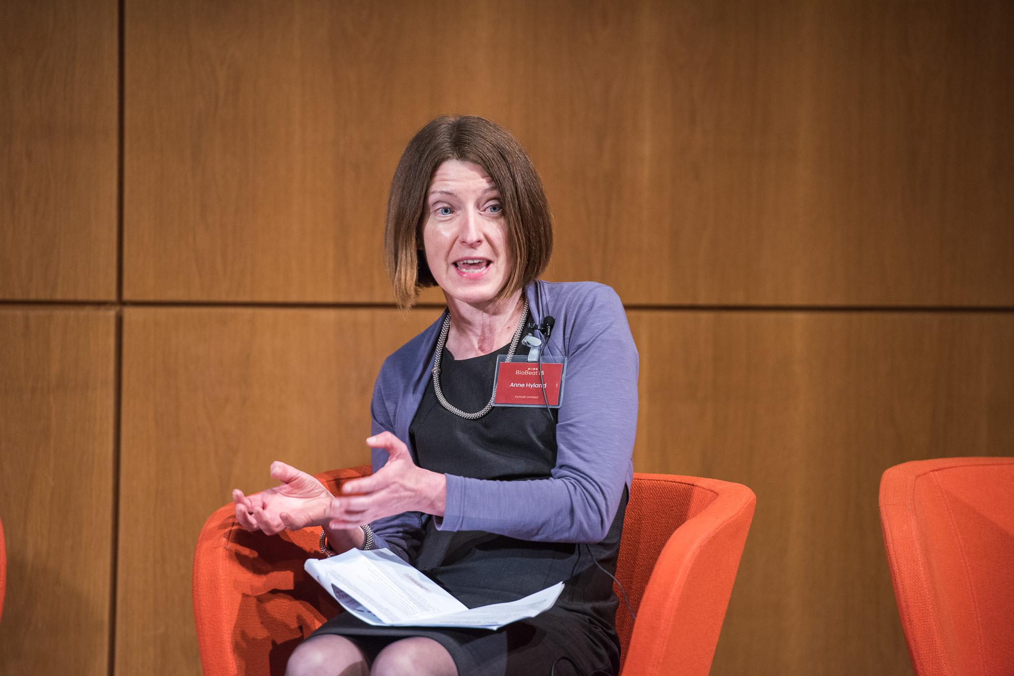 BioBeat15: Anne Hyland