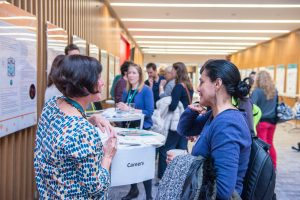 Sue Lee at EMBL-EBI Open Day 2015