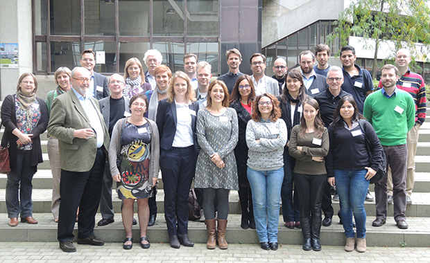 EMBL Benelux alumni event involved speakers and participants from Belgium, the Netherlands and Luxembourg. PHOTO: EMBL/Mehrnoosh Rayner