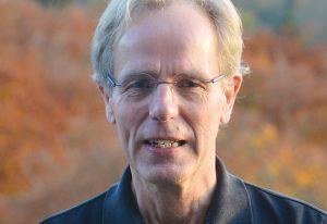 Halldór Stefánsson, EMBL Science & Society Programme Manager. PHOTO: EMBL/Adam Gristwood