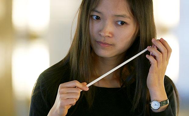 Jin Wang. PHOTO: EMBL Photolab/Marietta Schupp