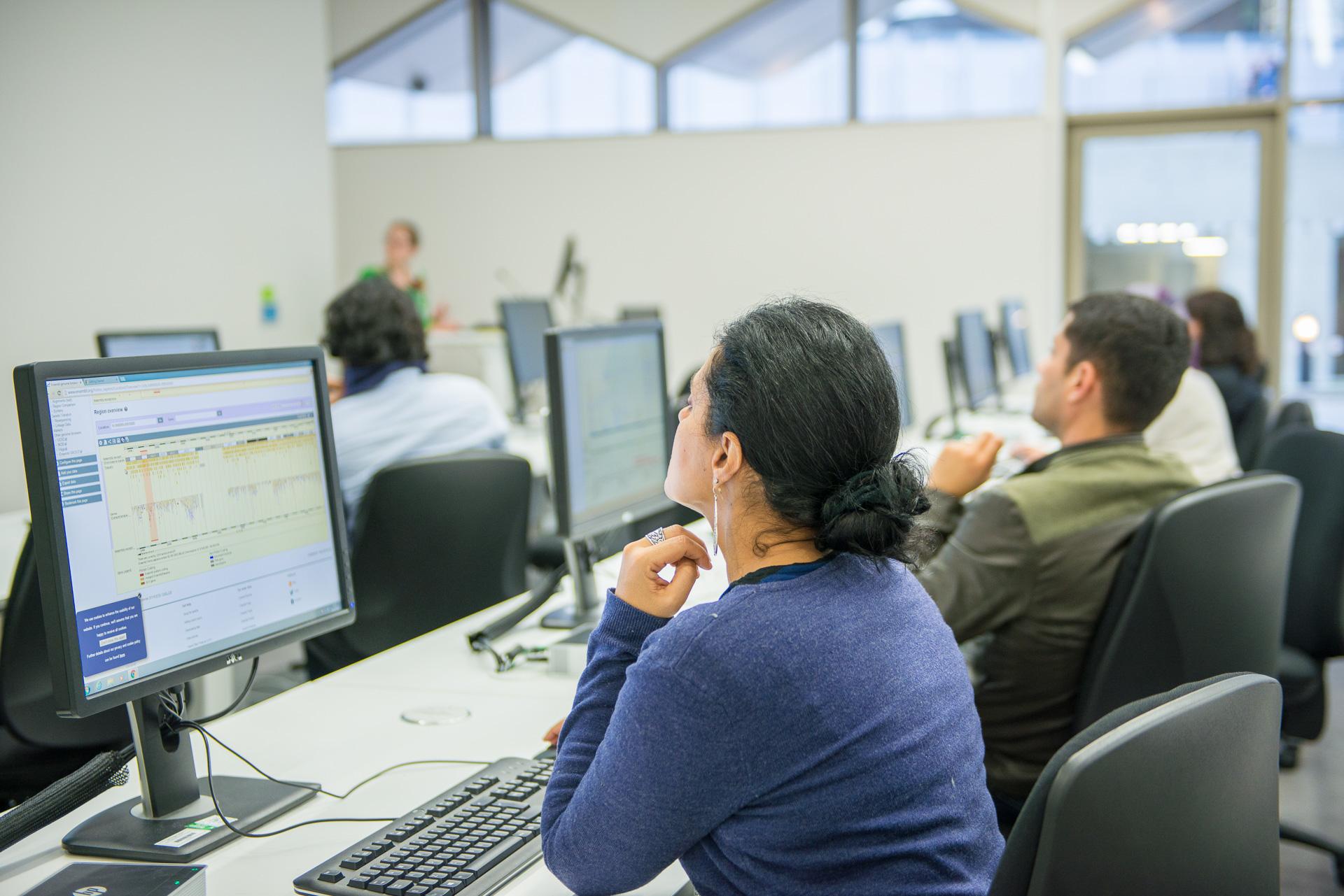 EMBL-EBI Open Day 2015 workshop