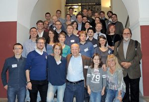 EMBL staff, alumni and their networks gather for the first Swiss chapter meeting. PHOTO: EMBL/Mehrnoosh rayner