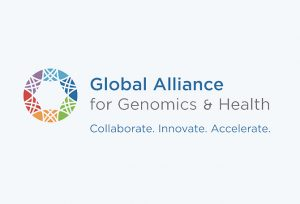 Global Alliance for Genomics and Health logo