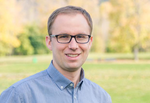 Wojciech Galej, new group leader at EMBL