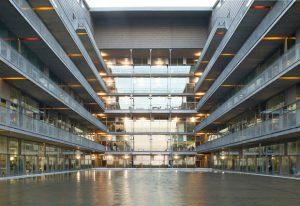 PRBB building which will host EMBL Barcelona PHOTO: Ferran Mateo/PRBB