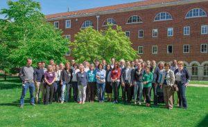 40 EMBL alumni meet in Oxford