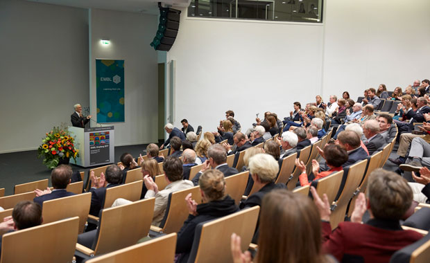 More than 150 participants attended EMBL's 2017 Annual Reception.