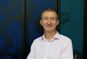 Photo of Andrew Leach, Head of Chemical Biology data services at EMBL-EBI