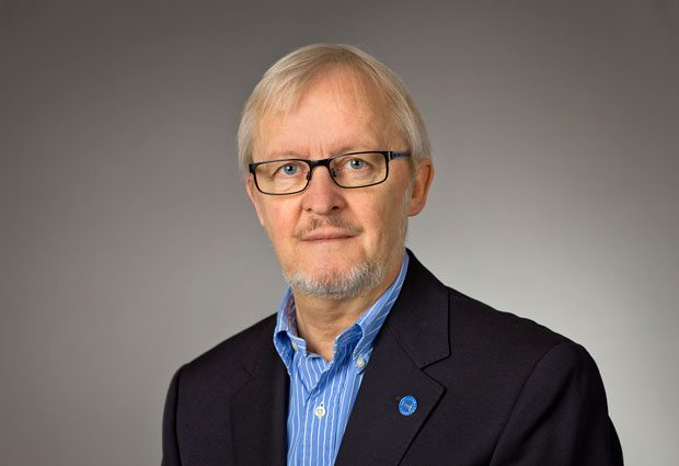 Bernt Uhlin, new speaker of the Nordic EMBL Partnership. PHOTO: Courtesy of MIMS