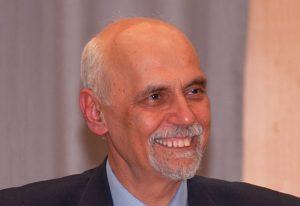 Fotis was EMBL's third Director-General. PHOTO: EMBL