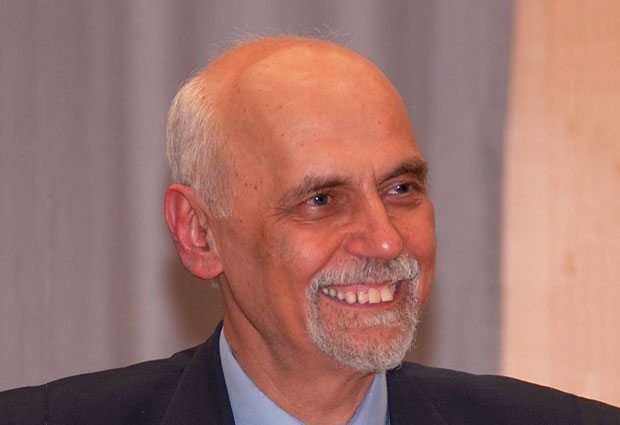Fotis was EMBL's third Director-General. PHOTO: EMBL
