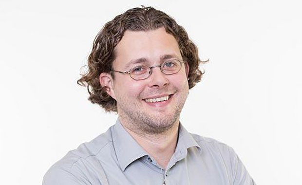 EMBL representative and CSSB group leader Christian Löw. IMAGE: EMBL