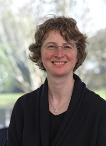 Cath Brooksbank, Head of the EMBL-EBI Training Programme