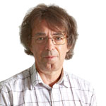 A photo portrait of EMBL group leader Stephen Cusack. PHOTO: EMBL