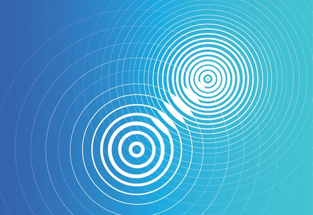 Synchronised waves control embryonic patterning