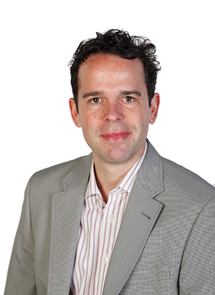 Jan Korbel, Group Leader. PHOTO: EMBL/Photo Lab
