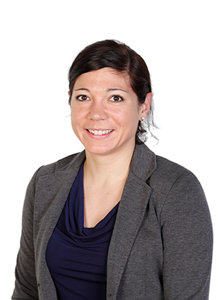 Judith Zaugg, Group Leader. PHOTO: EMBL/Photo Lab
