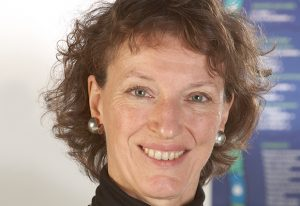 Maria Leptin, EMBO Director and EMBL group leader