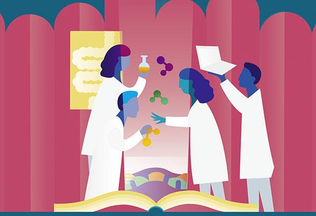 Molecular cuisine for gut bacteria. IMAGE: Aleksandra Krolik / EMBL